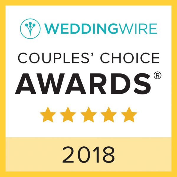 weddingwire award 2018