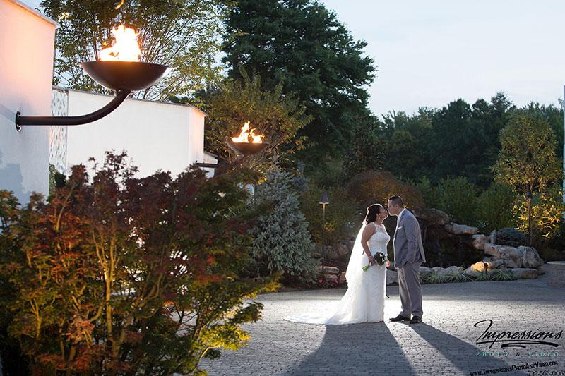 Outdoor couple shoot
